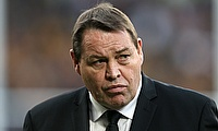 New Zealand head coach Steve Hansen