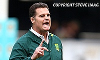 South Africa director of rugby Rassie Erasmus
