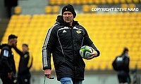 Hurricanes head coach John Plumtree