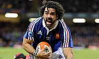 Yoann Huget scored two tries for France