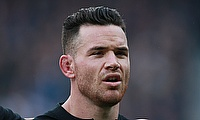 Ryan Crotty last played for New Zealand in November last year