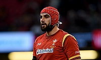 Cory Hill last played for Wales during Six Nations in February