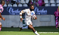 Semi Radradra scored two tries for Fiji