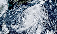 Typhoon Hagibis is expected to make landfall in Japan on Saturday
