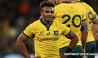 Will Genia scored Australia's final try