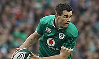 Johnny Sexton kicked 18 points for Ireland