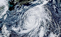 Typhoon Hagibis slams into Japan after landslides