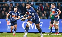 Paula Ngauamo will miss seven weeks of club rugby for Agen