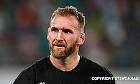 Kieran Read missed a training session on Tuesday