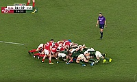 Highlights: Wales v South Africa - World Cup semi-final