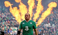 Rory Best has played 124 Tests for Ireland before announcing retirement