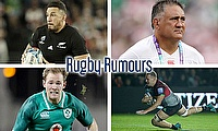 Sonny Bill Williams, Jamie Joseph, Alex Dombrandt, Kieran Marmion