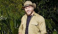 James Haskell stars in I'm a Celebrity