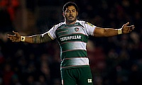 Manu Tuilagi has been with Leicester Tigers in 2009