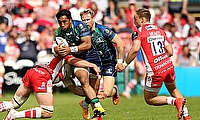 Bundee Aki has been with Connacht Rugby since 2014