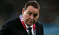 Steve Hansen recently stepped down from All Blacks' coaching role