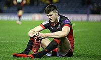 Blair Kinghorn was one of Edinburgh's try-scorer