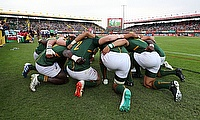 South Africa were the winners of Dubai 7s