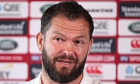 Andy Farrell will be in charge of Ireland in the upcoming Six Nations
