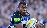 Semesa Rokoduguni was one of the try-scorer for Bath