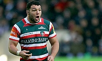 Ellis Genge has been with Leicester Tigers since 2016