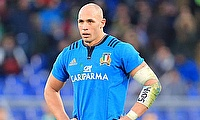 Sergio Parisse has played 142 Tests for Italy