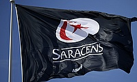 Saracens are positioned at the bottom of the Gallagher Premiership table