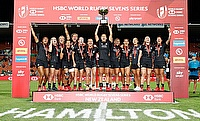 New Zealand Women went on to win their third successive title