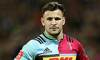 Danny Care scored the opening try for Harlequins