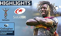 Highlights: Gallagher Premiership Round 9
