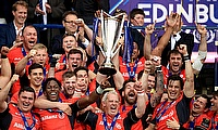 Saracens will finish at the bottom in the Gallagher Premiership this season