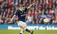 Finn Russell was not considered for Scotland's Six Nations games against Ireland and England