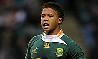 Elton Jantjies kicked seven points for Lions