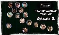 TRU's Six Nations: XV of Round 2