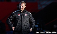 Gloucester Rugby head coach Johan Ackermann