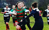 Erika enjoyed playing rugby in Scotland, now she hopes to play against them