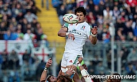 Alessandro Zanni has played 118 Tests for Italy