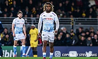 Marland Yarde	was the star for Sale Sharks