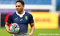 Herschel Jantjies scored the opening try for Stormers