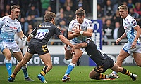 Cameron Redpath has played 10 Premiership games for Sale Sharks