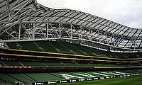 Aviva Stadium in Dublin