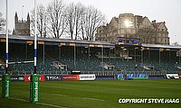 Recreation Ground - the home of Bath Rugby