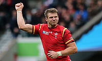 Dan Biggar has played 83 Tests for Wales
