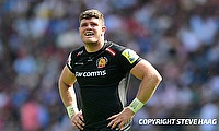 Dave Ewers has made 161 appearances for Exeter Chiefs