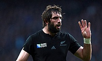 Sam Whitelock joined Panasonic Wild Knights in 2019