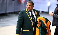Allister Coetzee joined Canon Eagles in 2018