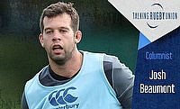 Josh Beaumont column: Dad is definitely the right man to steer World Rugby through this tricky period