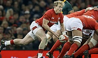 Aled Davies has played 20 Tests for Wales