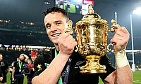 Dan Carter went on to win 2011 and 2015 World Cups with New Zealand