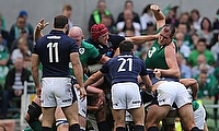 A total of 140 players and staff were tested in Leinster and Munster